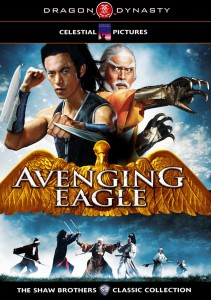 Avenging Eagle aka Shaolin Hero DVD (Dragon Dynasty)