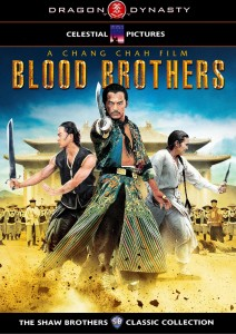 Blood Brothers aka Dynasty of Blood DVD (Dragon Dynasty)