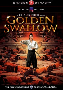 Golden Swallow aka Girl with the Thunderbolt Kick DVD (Dragon Dynasty)