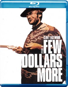 For a Few Dollars More Blu-ray (MGM)