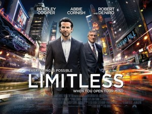 Limitless Blu-ray/DVD (Fox)