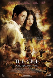 """The Rebel"" Vietnamese Theatrical Poster"
