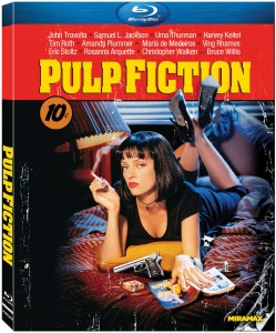 Pulp Fiction Blu-ray (Lionsgate)