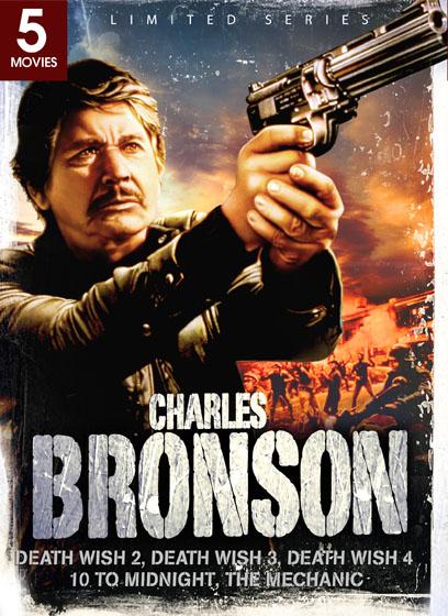 Charles Bronson DVD Se...