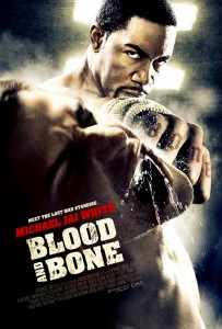 """Blood and Bone"" American Theatrical Poster"