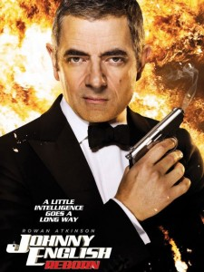"""Johnny English Reborn"" Teaser Poster‏"