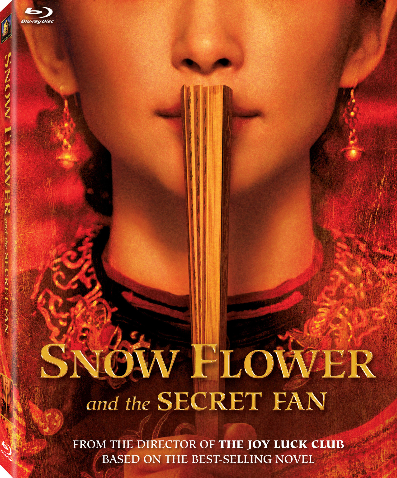 Snow flower and the secret fan lily
