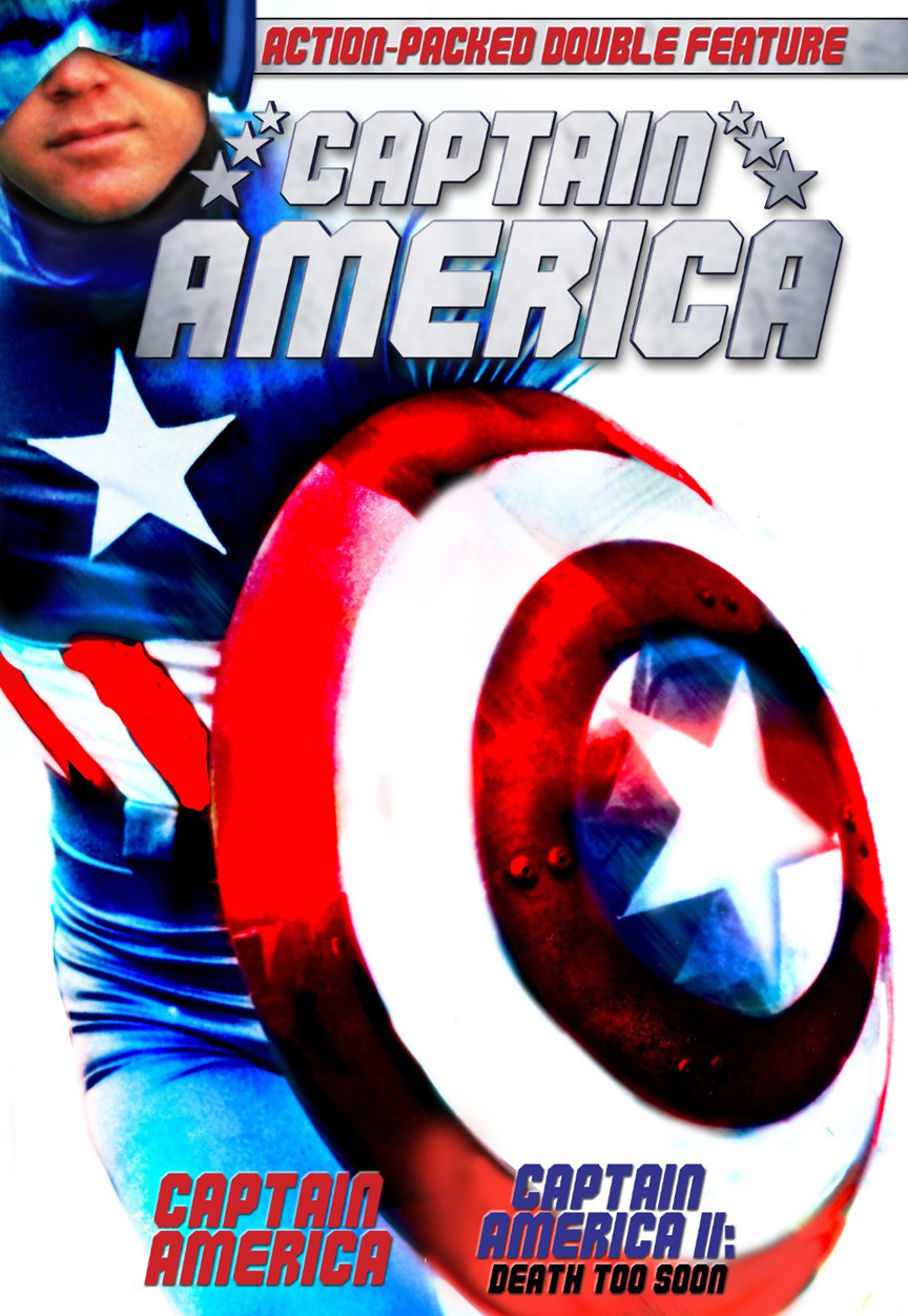 Double Feature Captain America Captain America Ii Death
