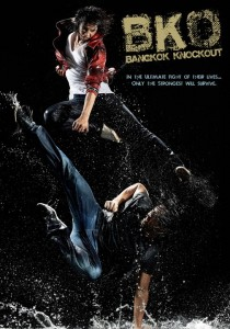 """BKO: Bangkok Knockout"" International Theatrical Poster"