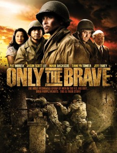 """Only the Brave"" American Theatrical Poster"