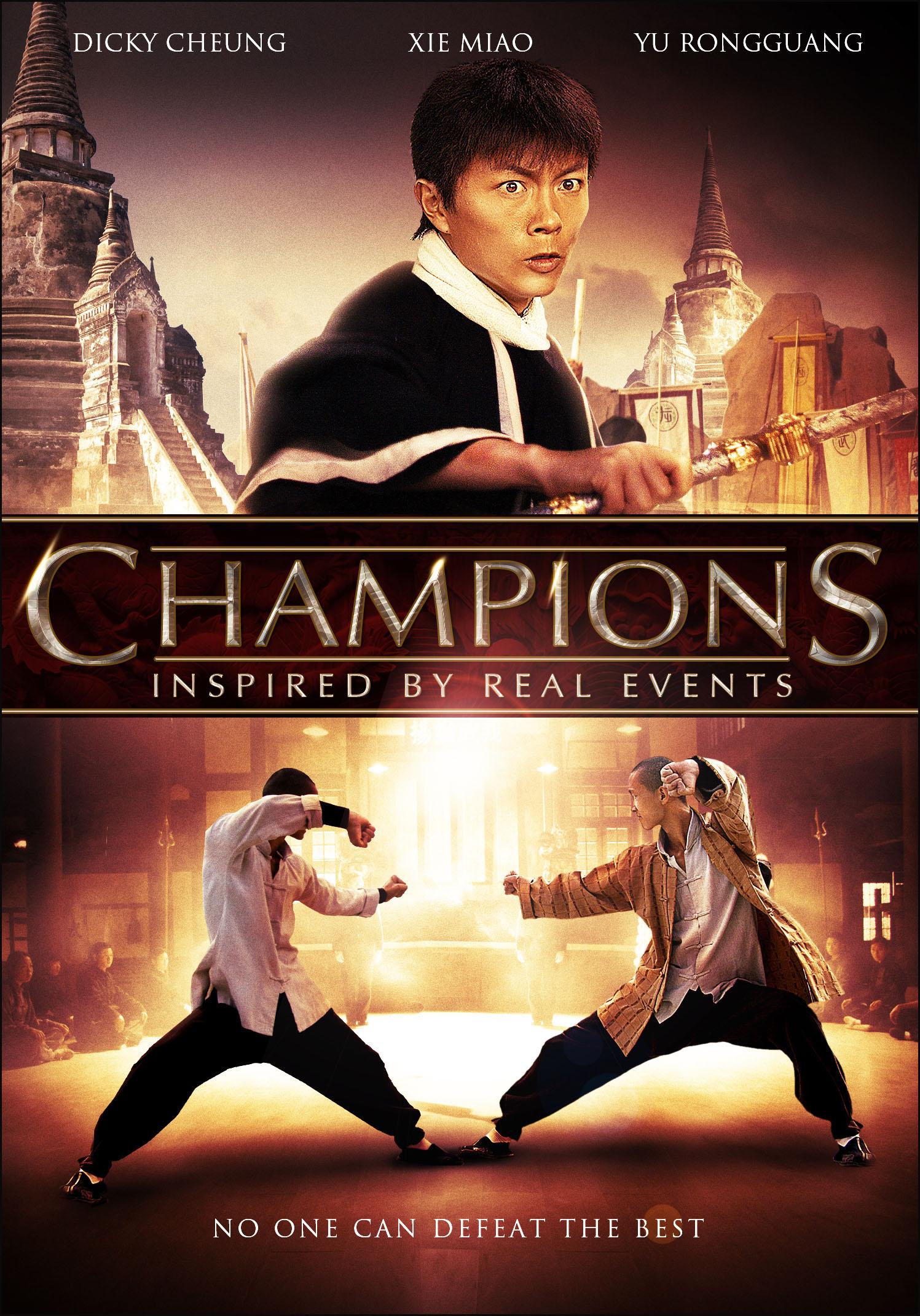 The Champions movie