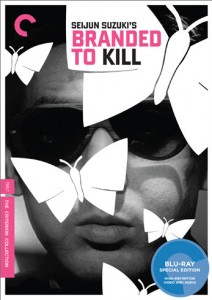 Branded to Kill Blu-ray & DVD (Criterion)