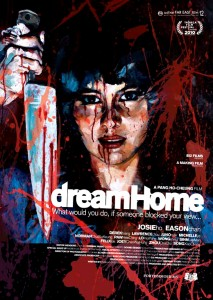 """Dream Home"" International Theatrical Poster"