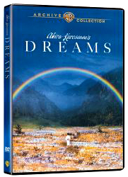 Akira Kurosawa's Dreams: Archive Collection DVD (Warner)