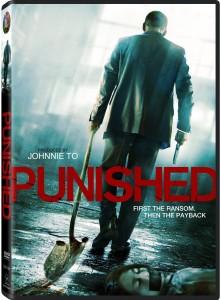Punished aka Abduction, Retribution DVD (Vivendi)