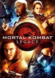 """Mortal Kombat: Legacy"" American Poster"