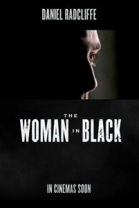 """The Woman in Black"" Teaser Poster"