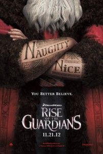 """Rise of the Guardians"" Teaser Poster"