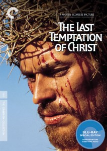 The Last Temptation of Christ Blu-ray (Criterion)
