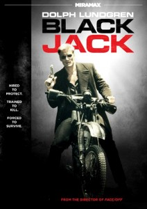 """Blackjack"" American DVD Cover"