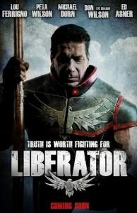 """Liberator"" Teaser Poster"