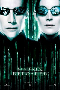 """The Matrix Reloaded"" American Theatrical Poster"