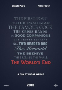 """The World's End"" Teaser Poster"