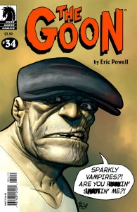 "Eric Powell's ""The Goon"""