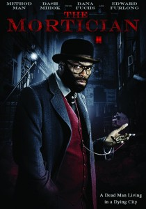 """The Mortician"" American DVD Cover"