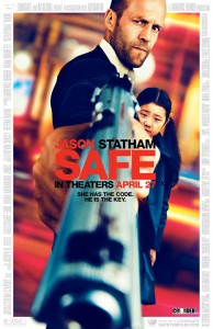 """Safe"" American Theatrical Poster"