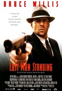 """Last Man Standing"" Danish Theatrical Poster"