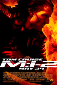 """Mission: Impossible II"" American Theatrical Poster"