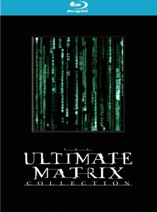 The Ultimate Matrix Blu-ray Collection (Warner)