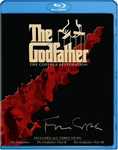 The Godfather Collection: The Coppola Restoration Blu-ray (Paramount)