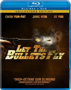 Let the Bullets Fly Blu-ray & DVD (Well Go USA)