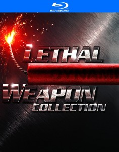 Lethal Weapon: The Complete Collection Blu-ray (Warner Bros.)