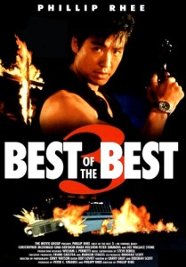 """Best of the Best 3: No Turning Back"" Theatrical Poster"