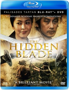 The Hidden Blade Blu-ray (Palisades Tartan)