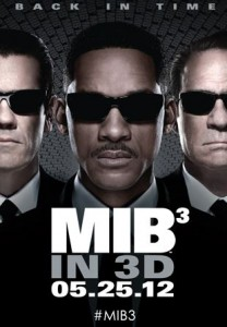 """Men in Black 3"" Teaser Poster"