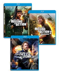 "Only a ""Chuck Norris Blu-ray"" can be a Walmart exclusive"
