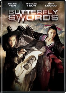 Butterfly Swords DVD (Well Go USA)