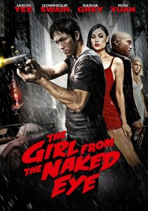 The Girl from the Naked Eye DVD (First Look Pictures)
