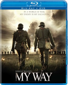 My Way Blu-ray & DVD (Well Go USA)