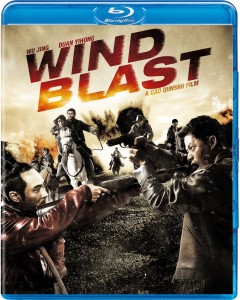 Wind Blast Blu-ray & DVD (Well Go USA)