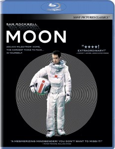 """Moon"" Blu-ray Cover"
