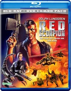 Red Scorpion Blu-ray & DVD (Synapse Films)