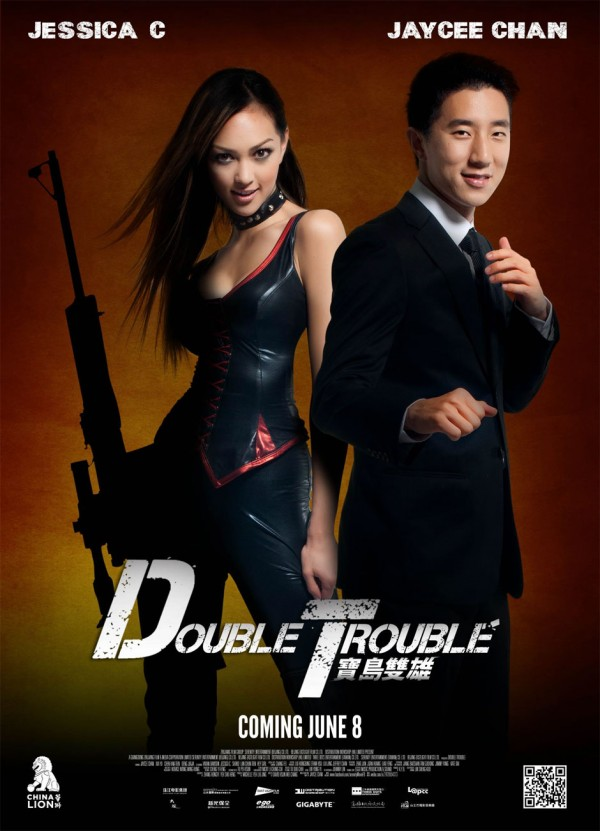Double Trouble Movie Posters From Movie Poster Shop |Double Trouble Film