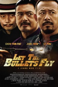 """Let the Bullets Fly"" American Theatrical Poster"
