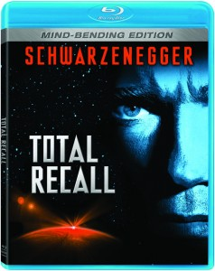 Total Recall: Mind-Bending Edition Blu-ray (Lionsgate)