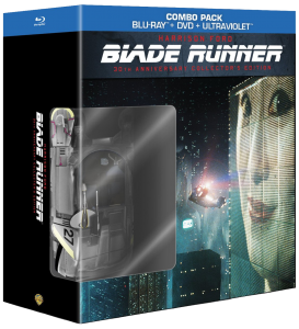 Blade Runner: 30th Anniversary 4-Disc Collector's Edition Blu-ray & DVD Set (Warner)